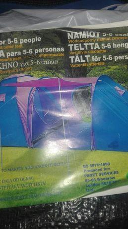 Sprzedam namiot 5 osb