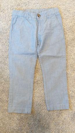 Spodnie chłopięce H&M r 92