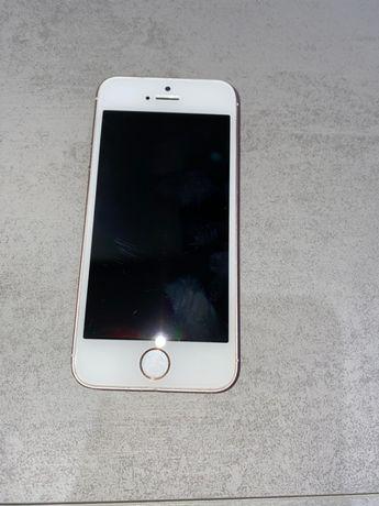 Iphone SE rose gold para peças
