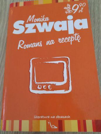 Monika Szwaja Romans na receptę
