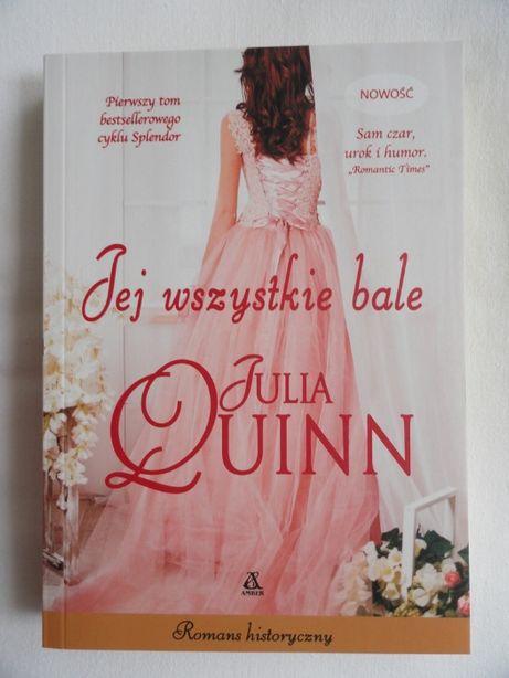 Julia Quinn - tytuły do wyboru / nowe