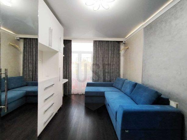 Аренда 1-к квартиры в ЖК Комфорт Таун 45м2 Регенераторная 4