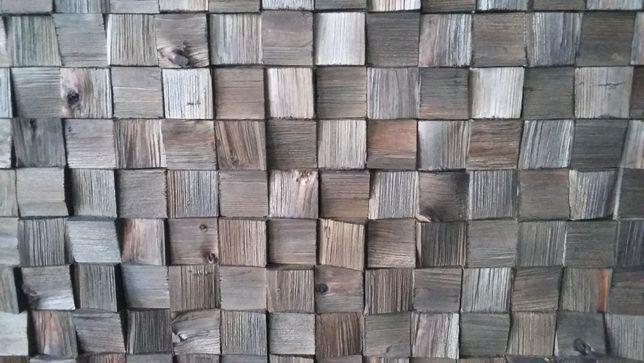 Panel dekoracyjny drewniany 1,43 m2