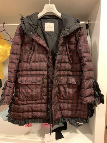 Куртка пух Moncler оригинал новая