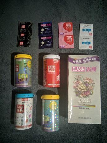 Премиум презервативы Elasun