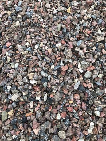 Kruszywo 0-31,5 stabilizacja mieszanka żwir piasek podsyp