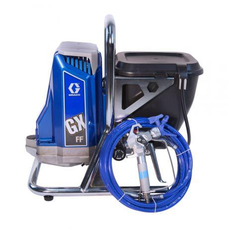 Máquina de Pintura Industrial Eléctrica Airless Graco GX FF
