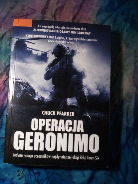 Operacja Geronimo Chuck Pfarrer
