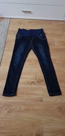Spodnie jeansowe ciążowe rozm. L/XL