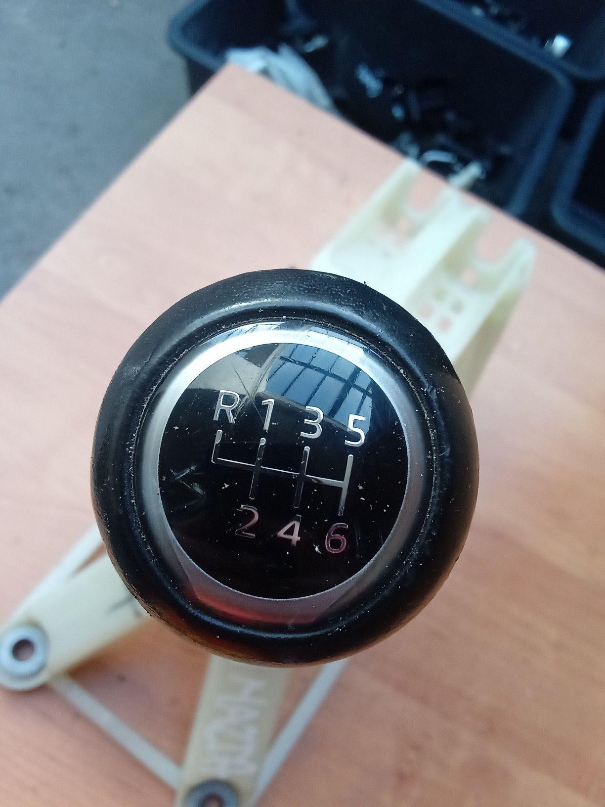Mieszek zmiany biegów Mazda 3