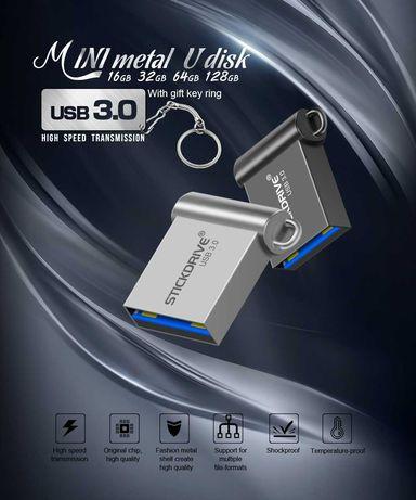 Новая USB Mini Flash 3,0 32GB Black