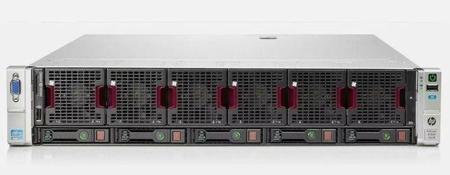Сервер 48/96 Ядер 768GB RAM HP DL560 Gen8 5 SSD 6 Psi-e NVme