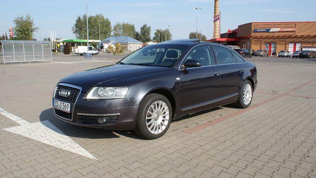 Audi A6 3,2i V6 FSI 256KM+ nowy GAZ STAG, 2004r, z Niemiec, quattro