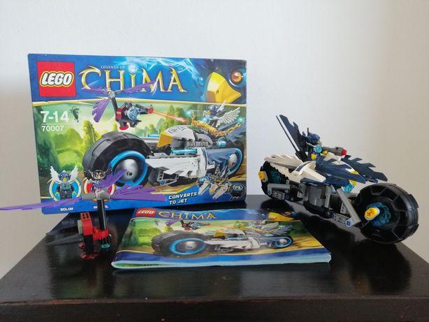 Klocki LEGO CHIMA 70007