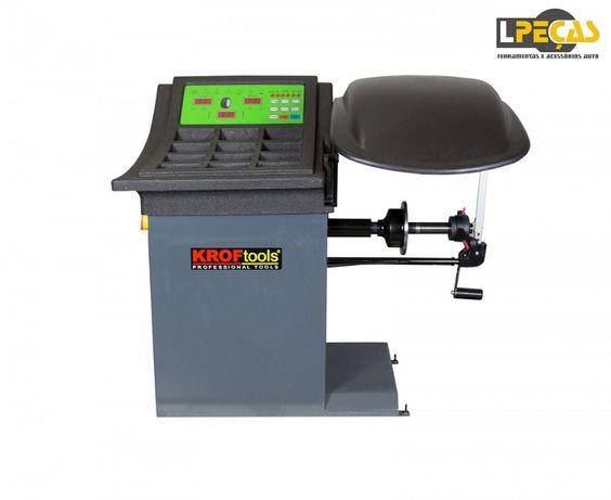 Máquina de Calibrar Pneus Automática
