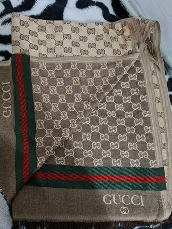 Szal Gucci dwustronny
