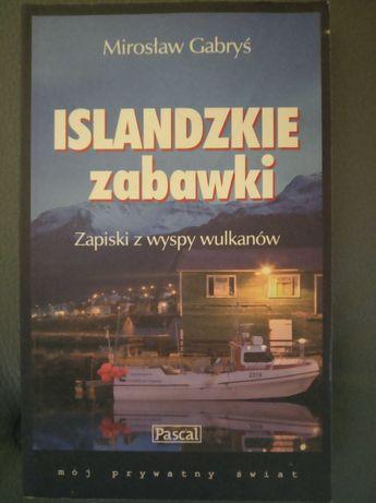 """Mirosław Gabryś """"Islandzkie zabawki"""""""