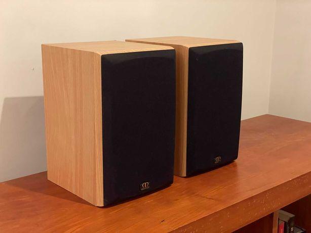 Monitor Audio - Colunas Bookshelf Bronze B1