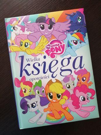 Książka Wielka Księga Opowieśći My Little Pony 260str