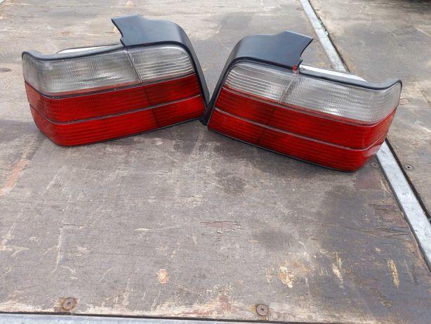 Lampy tylne tył bmw e36 sedan M-PAKIET