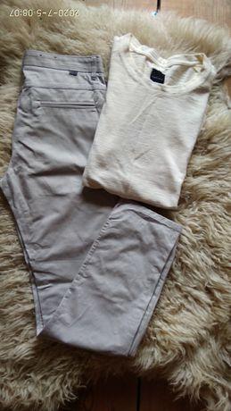 Zara шикарний комплект брюки+ реглан