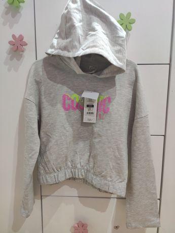 Nowa krótka bluza dla dziewczynki Cool Club 134
