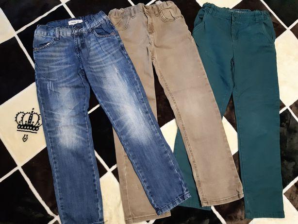 Трое брюк. Размер 128-134