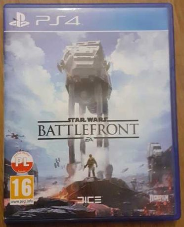 PS4 Star wars Battleffont