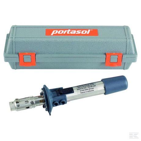 Dekornizator gazowy do cieląt-usuwanie rogów z wypalarką Portasol III