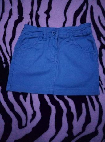 Spódnica jeansowa 110