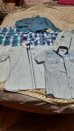 Пакет рубашек на школьника