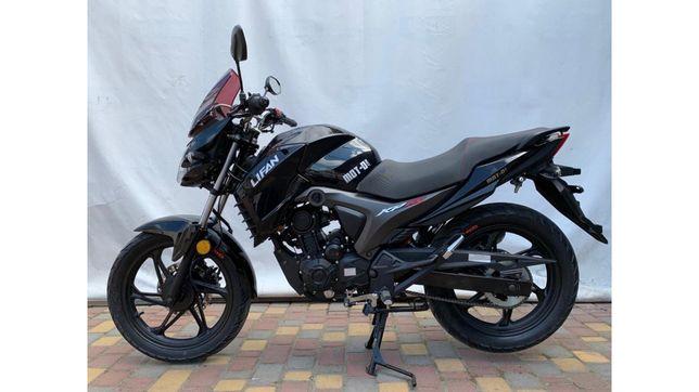 Мотоцикл Lifan (Лифан) KP 200 (LF200-10B) Объем мотора 200 (см3)