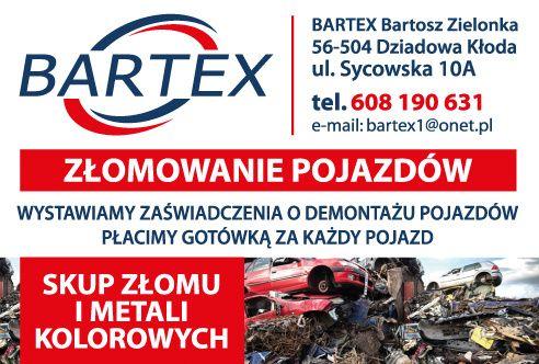 Złomowanie pojazdów, skup samochodów, Syców, Oleśnica, Namysłów
