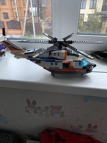 Вертолет Lego City 60166