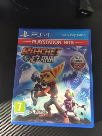 Ratchet and Clank PL PS4 hit