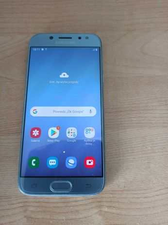 Samsung Galaxy J5 2017 + szkło hartowane 3D gratis