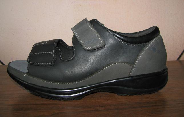 Кожаные ортопедические сандалии Podartis, как MBT р. 44 ст. 28,5
