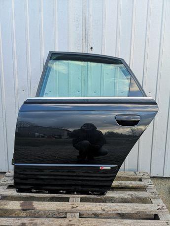 Drzwi lewe tylne Audi A4 B7 LZ9Y sedan