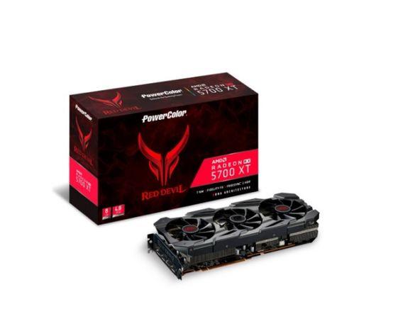 Видеокарта Power Color Radeon RX 5700 XT Red Devil 8GB