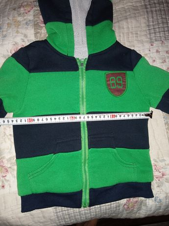 Костюм меховушка, теплая кофта и штаны для мальчика,104