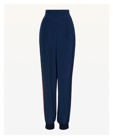Шелковые брюки juicy couture