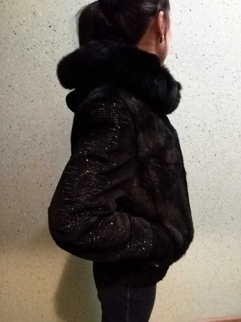 Курточка меховая натуральная