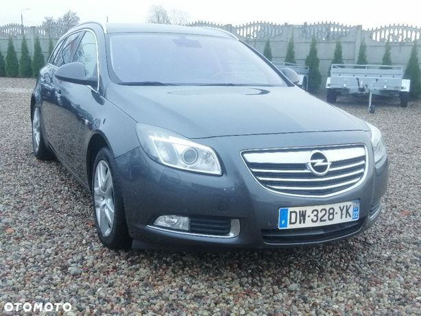 Opel Insignia 2009r 2.0CDTI 160km 236 tys km FULL OPCJA