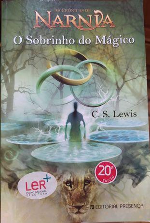 ' As crônicas de Nárnia - o sobrinho do mágico'