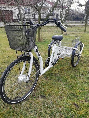 Interbike rower elektryczny