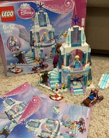 """Лего конструктор  """"Оригінал"""" Frozen 41062"""