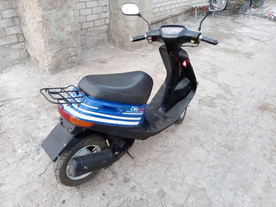 Продам скутер Хонда дио Богодухов - изображение 1