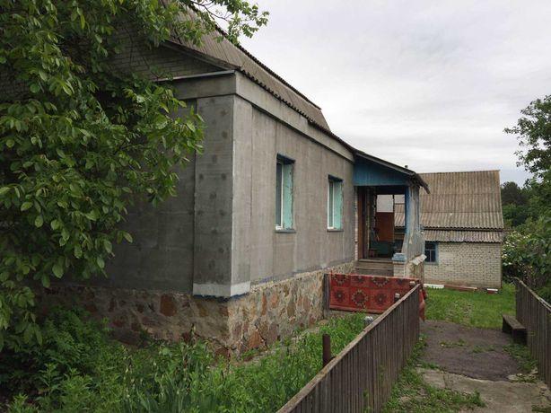 Продам дом, с.Музычи, 20 с. земли с юридическим адресом, 77кв.м.