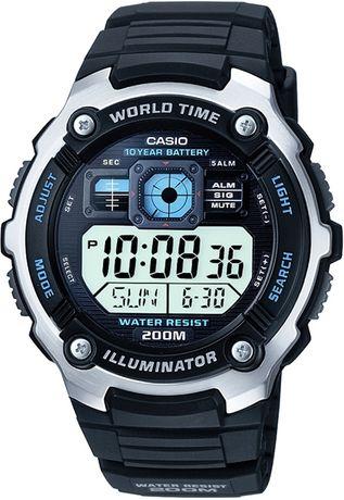 16. 100% Оригинал! Мужские часы CASIO AE-2000W-1. Гарантия - 2 года