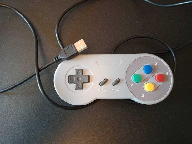 Gamepad SNES usb retro